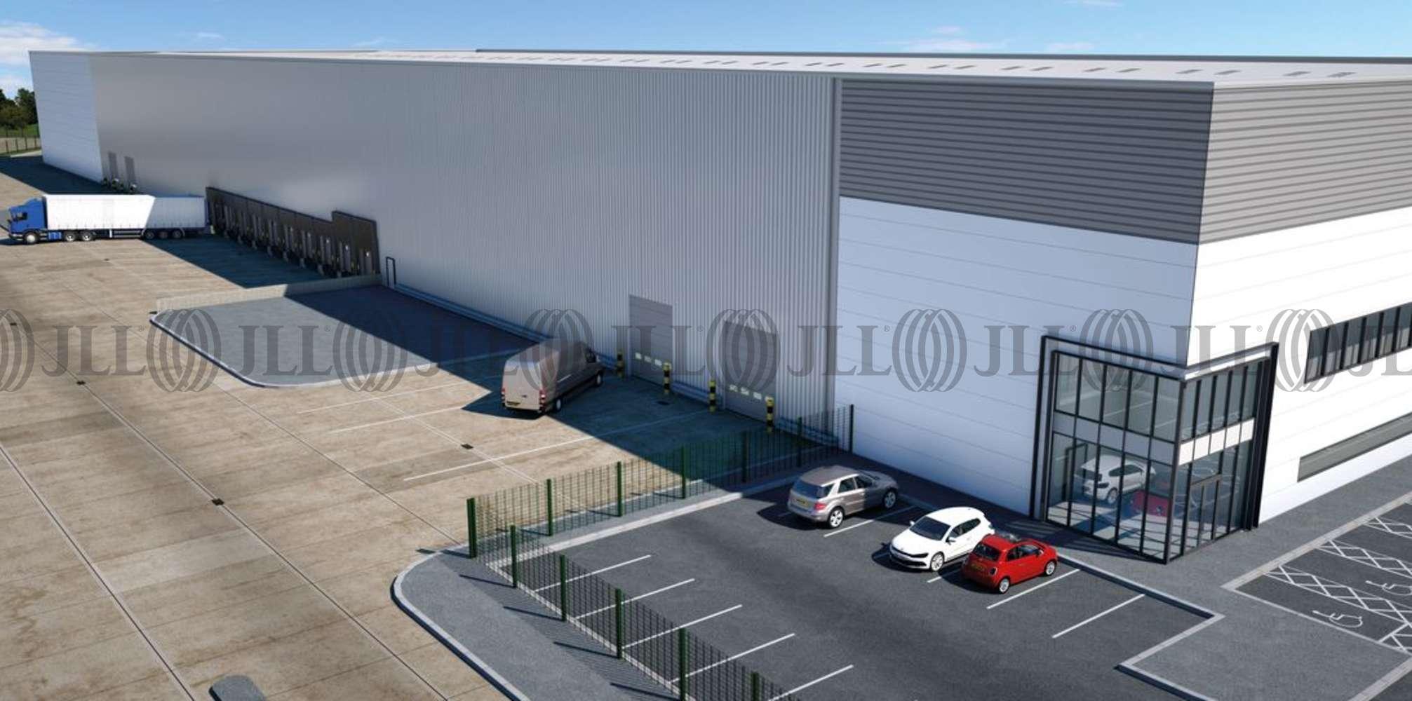 Industrial Bolton, BL5 1BT - Multiply at Logistics North - Unit F2/G - 2