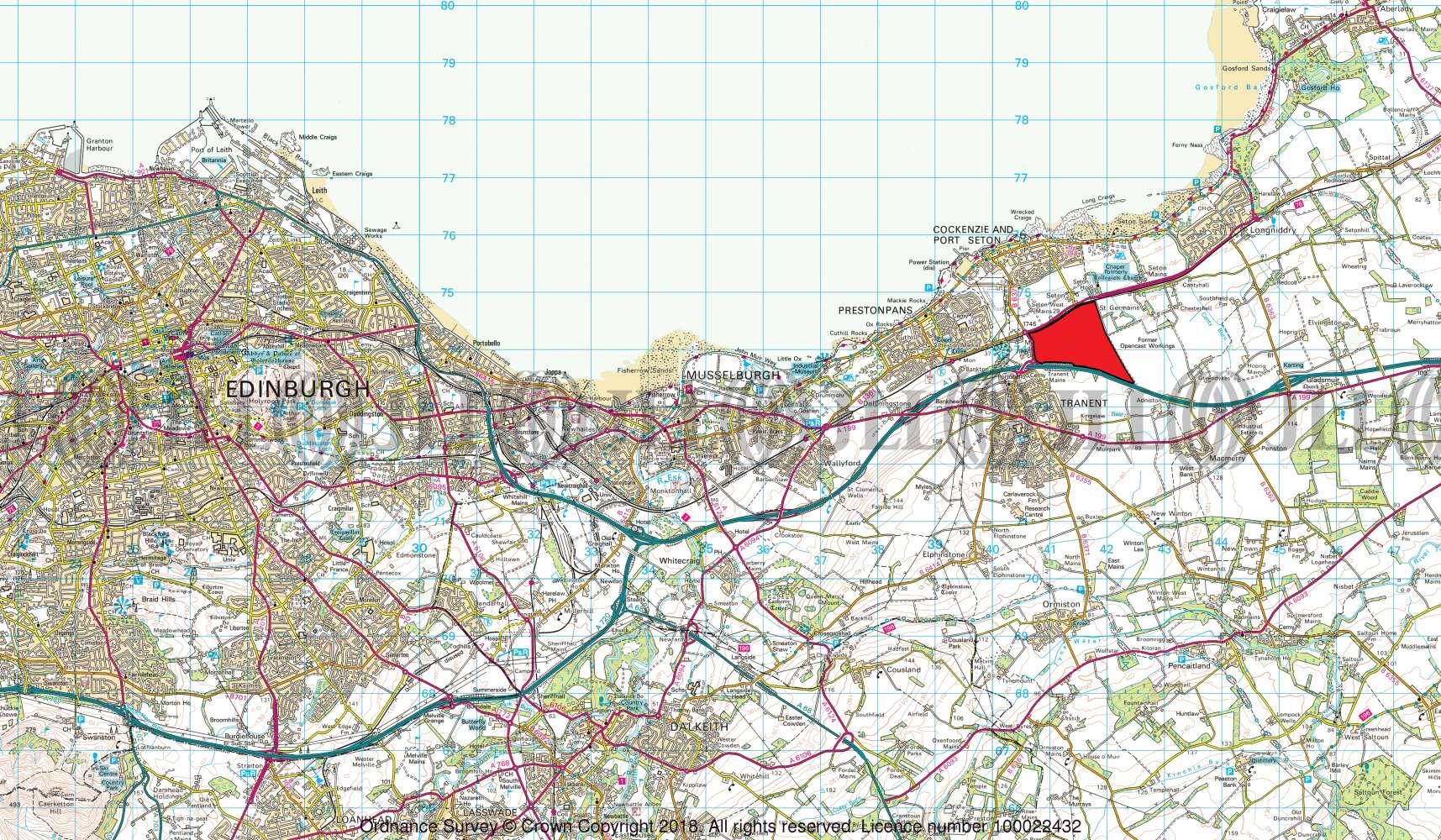 Land Tranent, EH33 1DT - Blindwells - 64887