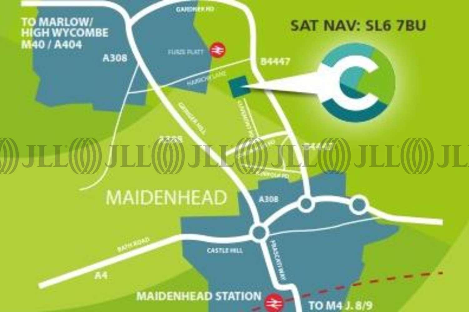 Industrial Maidenhead, SL6 7BU - Unit 5, Cordwallis Business Park - 4