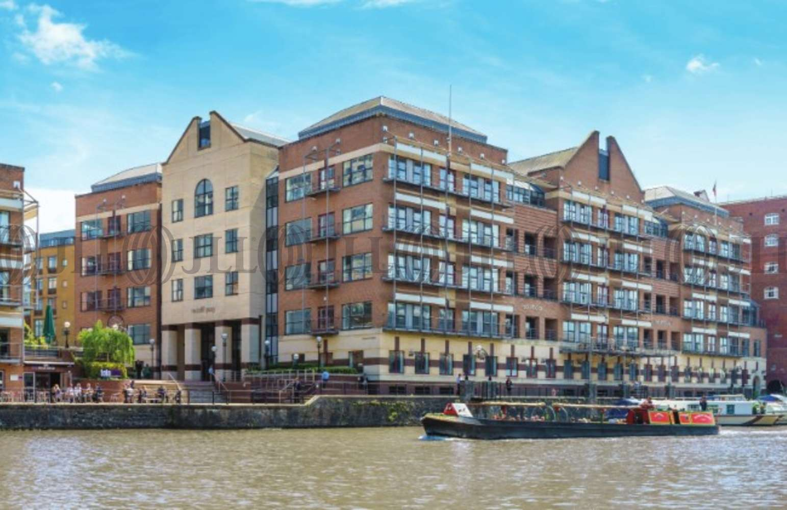 Office Bristol, BS1 6HU - Redcliff Quay - 21781