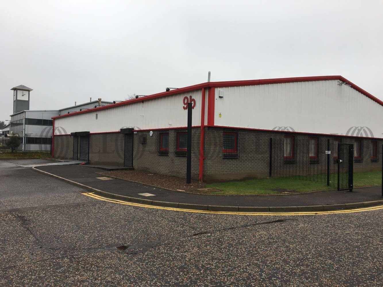 Industrial Edinburgh, EH12 9EB - Unit 9B South Gyle Crescent - 2899