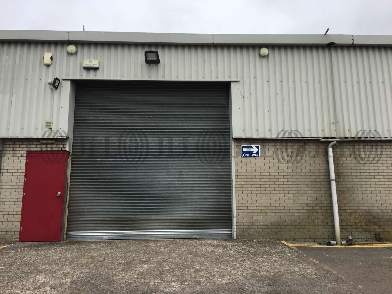 Industrial Barry, CF63 2BE - Unit 3C, Ty Verlon Industrial Estate  - 1066