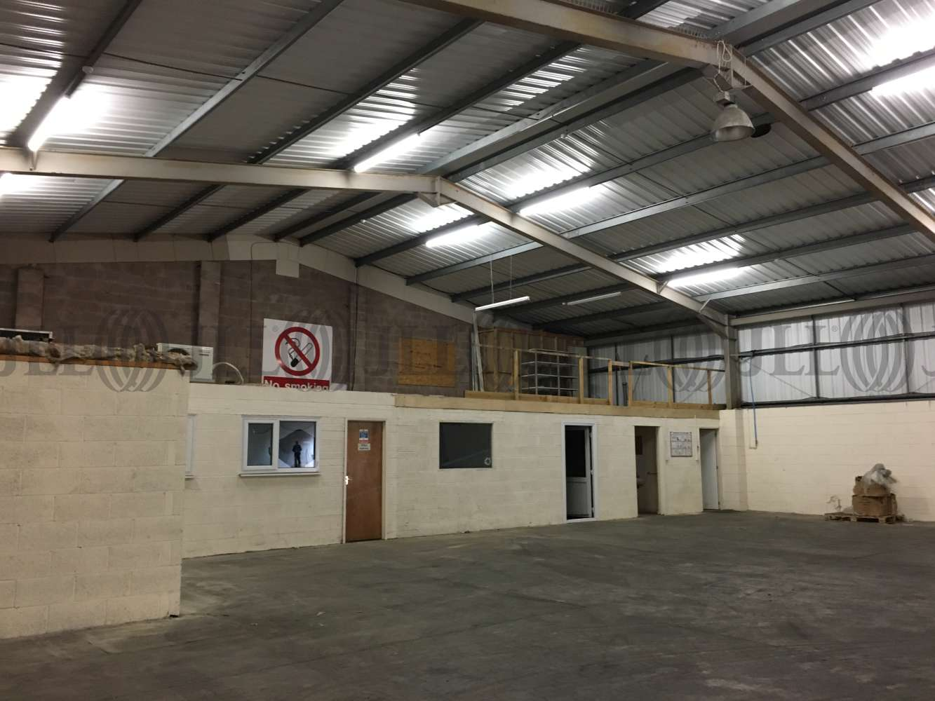 Industrial Barry, CF63 2BE - Unit 3E, Ty Verlon Industrial Estate  - 1086