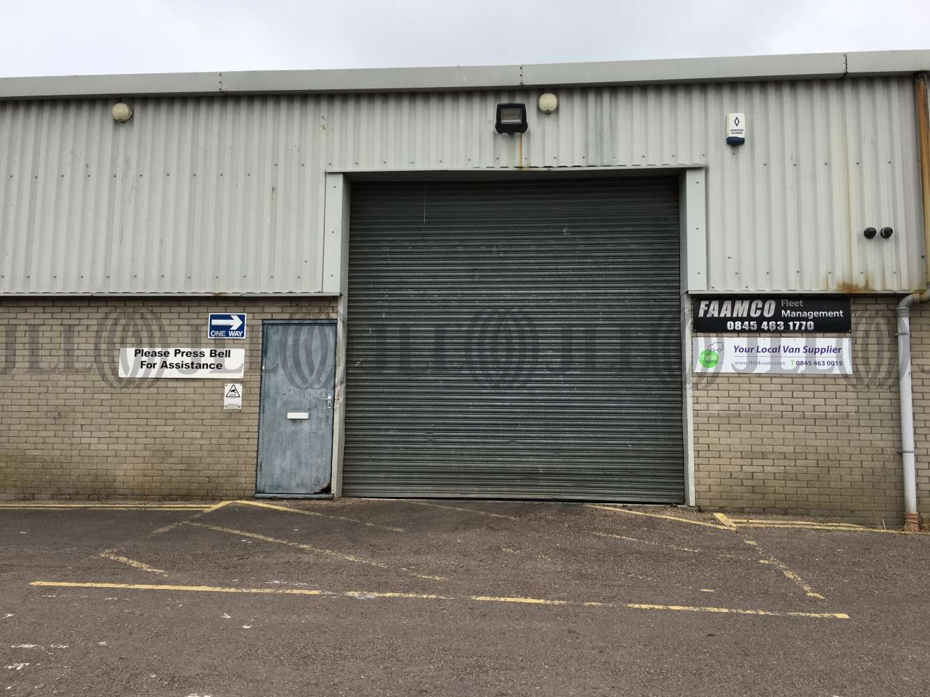 Industrial Barry, CF63 2BE - Unit 3E, Ty Verlon Industrial Estate  - 1088