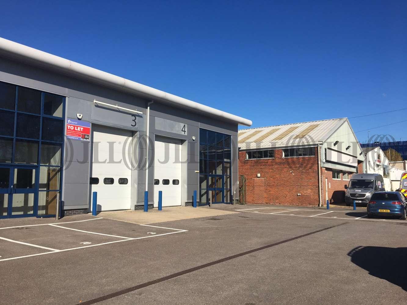 Industrial Southampton, SO15 1GZ - Units 3-4, West Quay Road - 0591