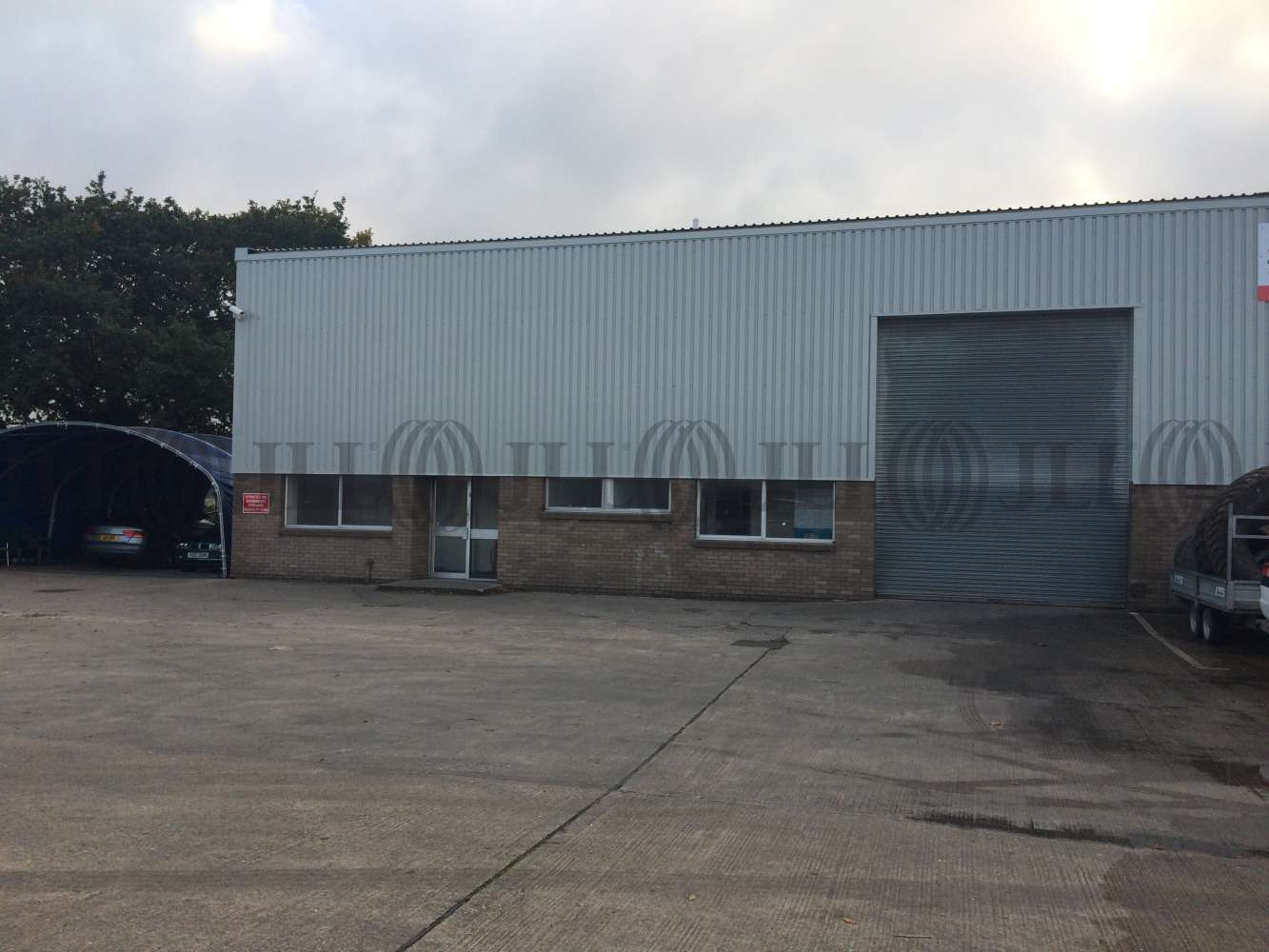 Industrial Newton abbot, TQ12 3BN - Unit D4, Kingsteignton Trading Estate - 0656