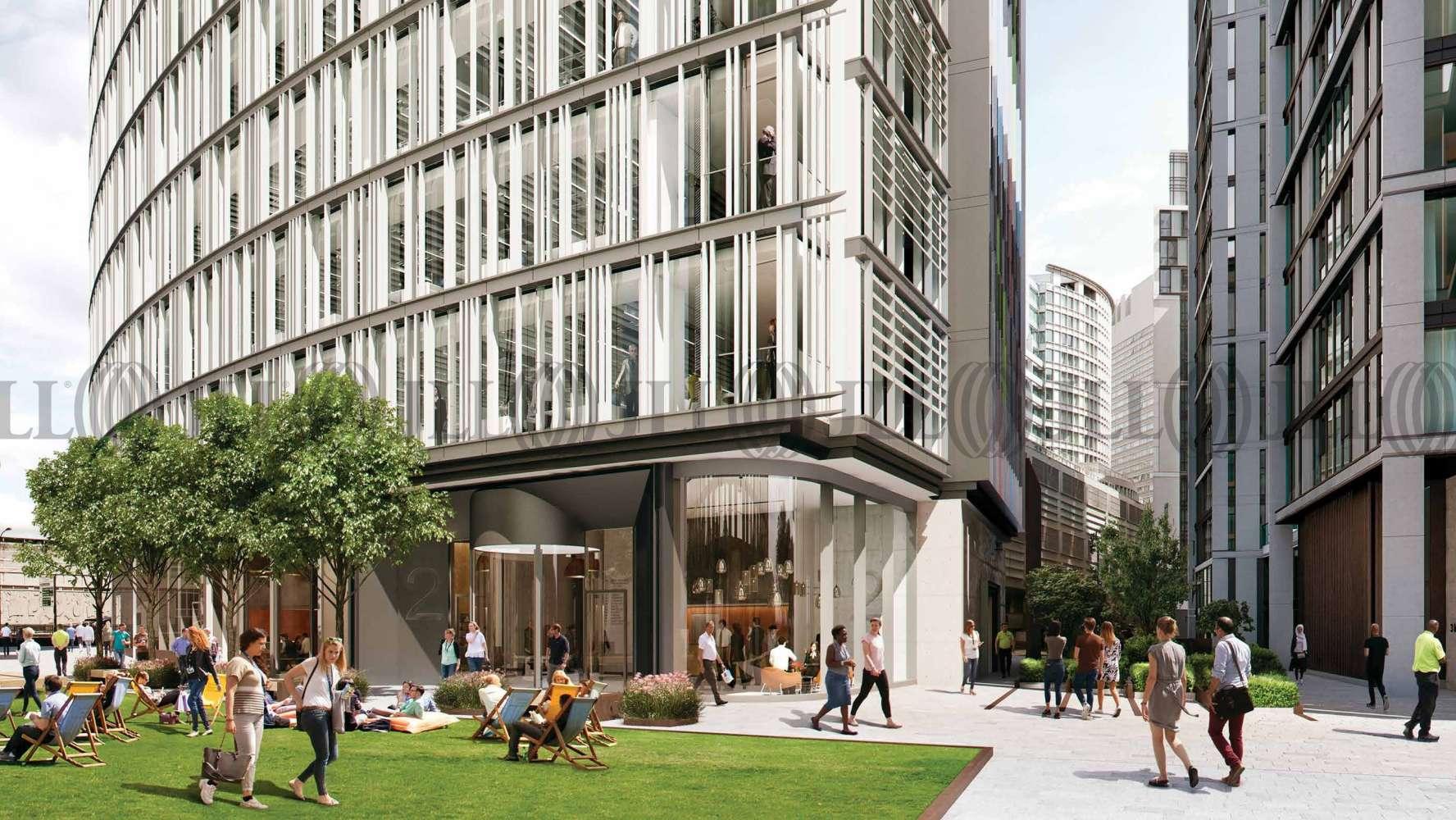 Office London, W2 1JU - 2 Merchant Square - 1