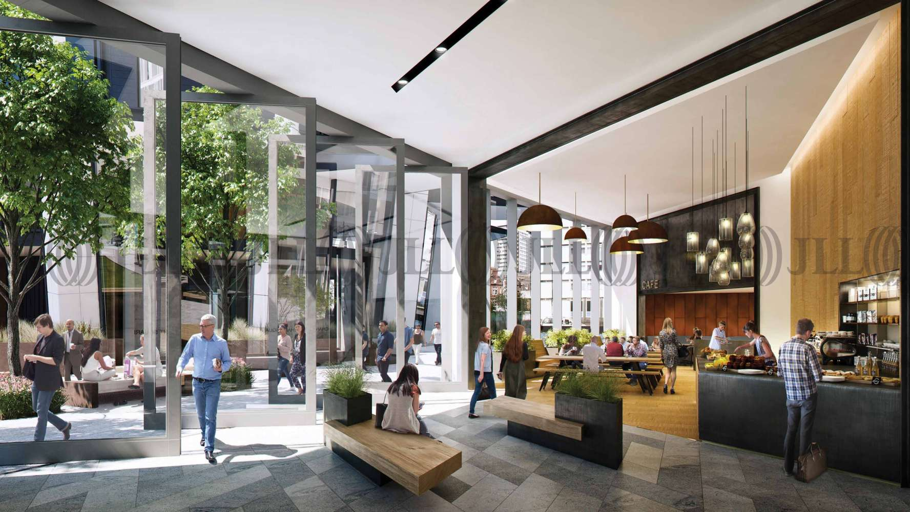 Office London, W2 1JU - 2 Merchant Square - 4