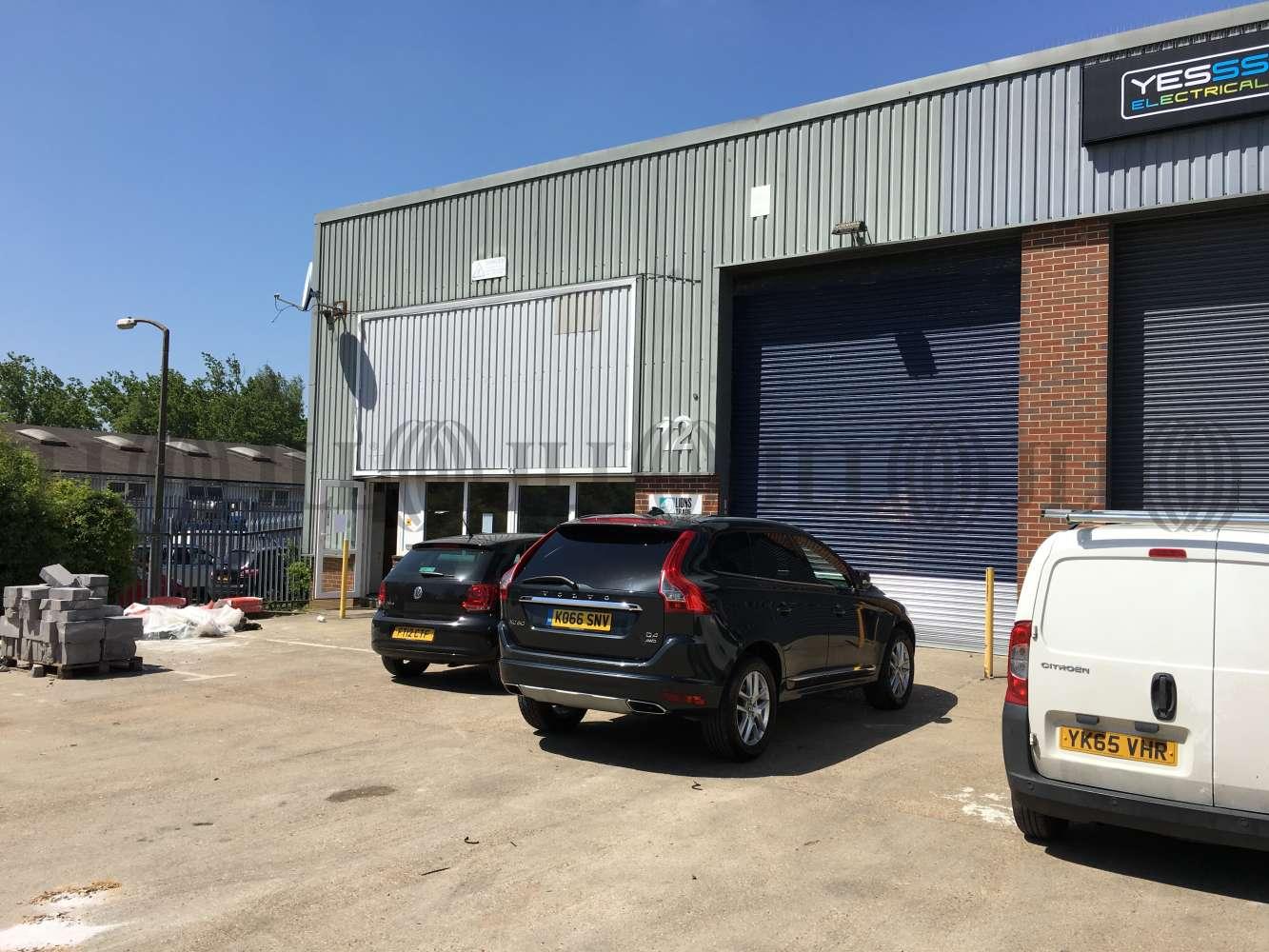 Industrial Sutton, SM3 9PF - Unit 12 Kimpton Trade & Business Centre - 0302