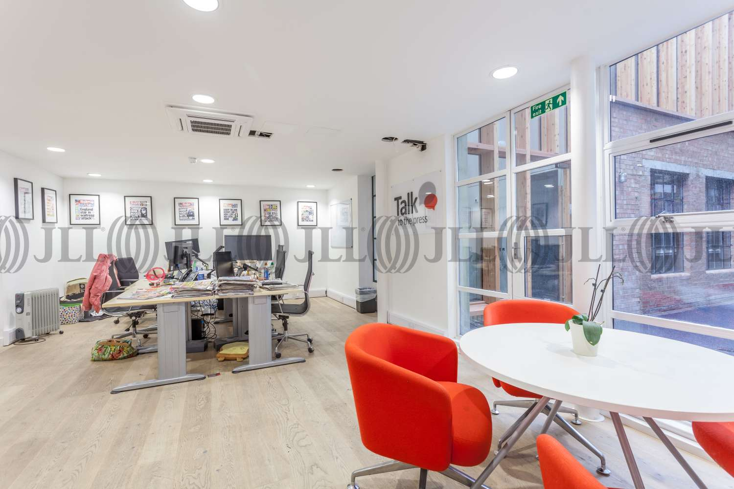 Office London, EC1V 0NA - 31a, Great Sutton Street - 8