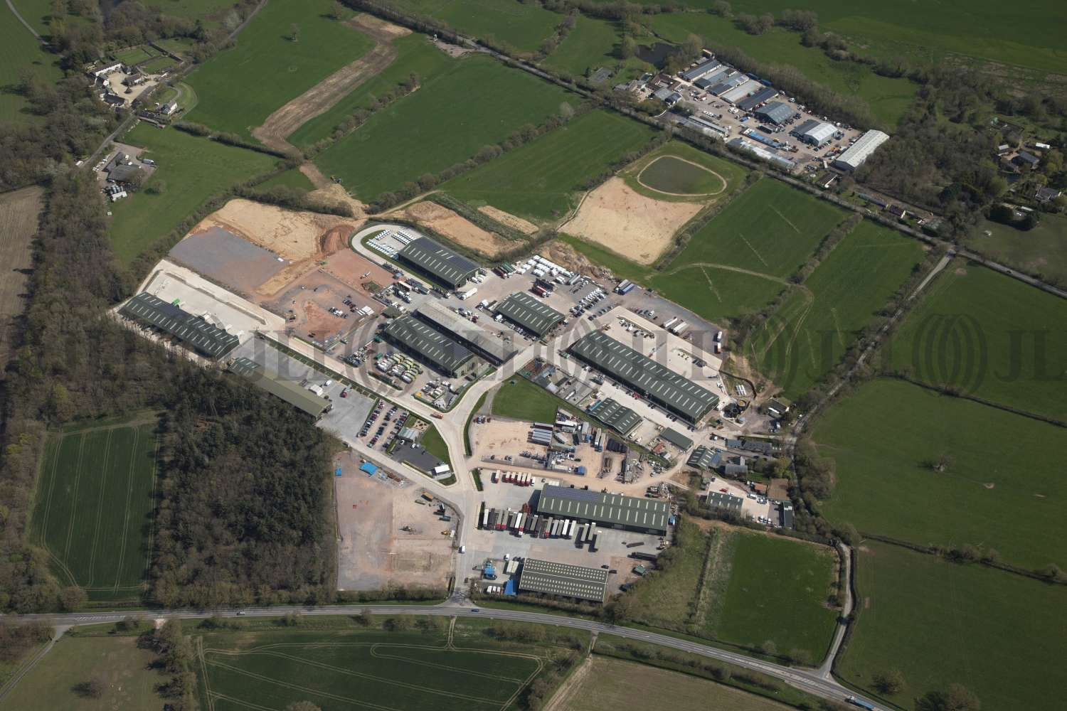 Industrial Willand, EX15 3FA - Plot 6, Carlu Close, Hitchcocks Business Park - 4308