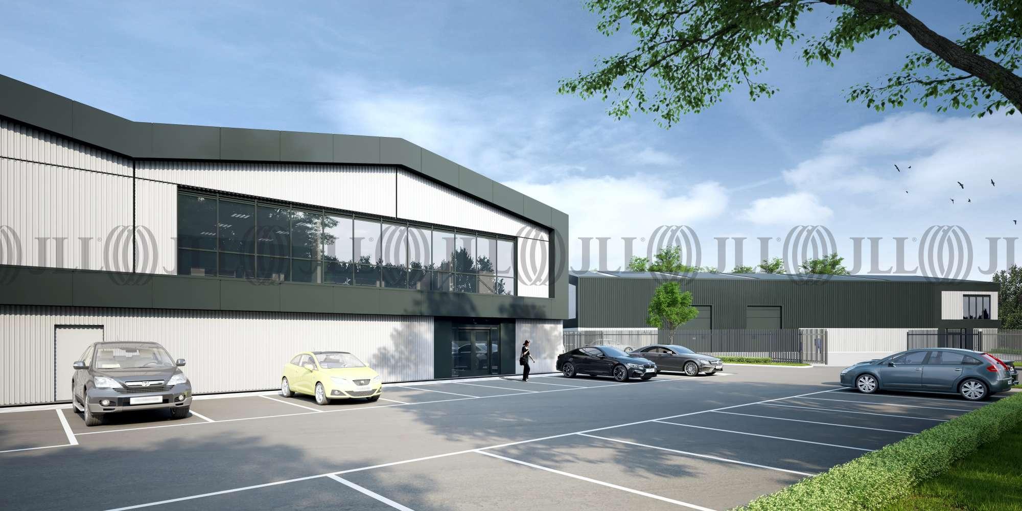 Industrial Manchester, M31 4DJ - Carrington Gateway  - 02