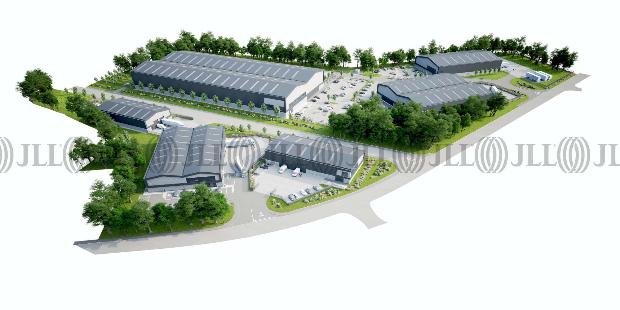 Industrial Manchester, M31 4DJ - Carrington Gateway  - 01