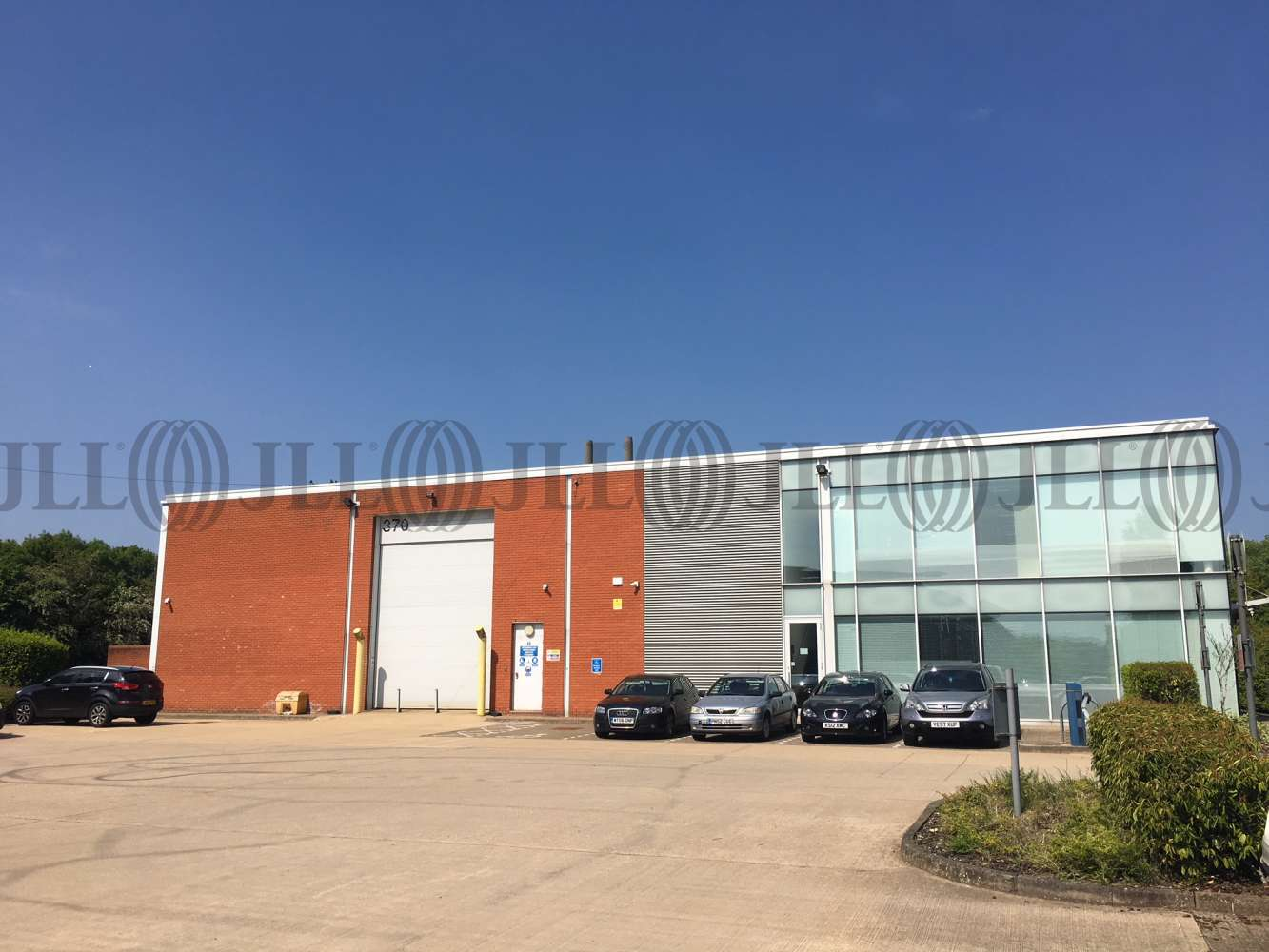 Industrial Elstree, WD6 3TJ - Centennial Park - Unit 370 - 1