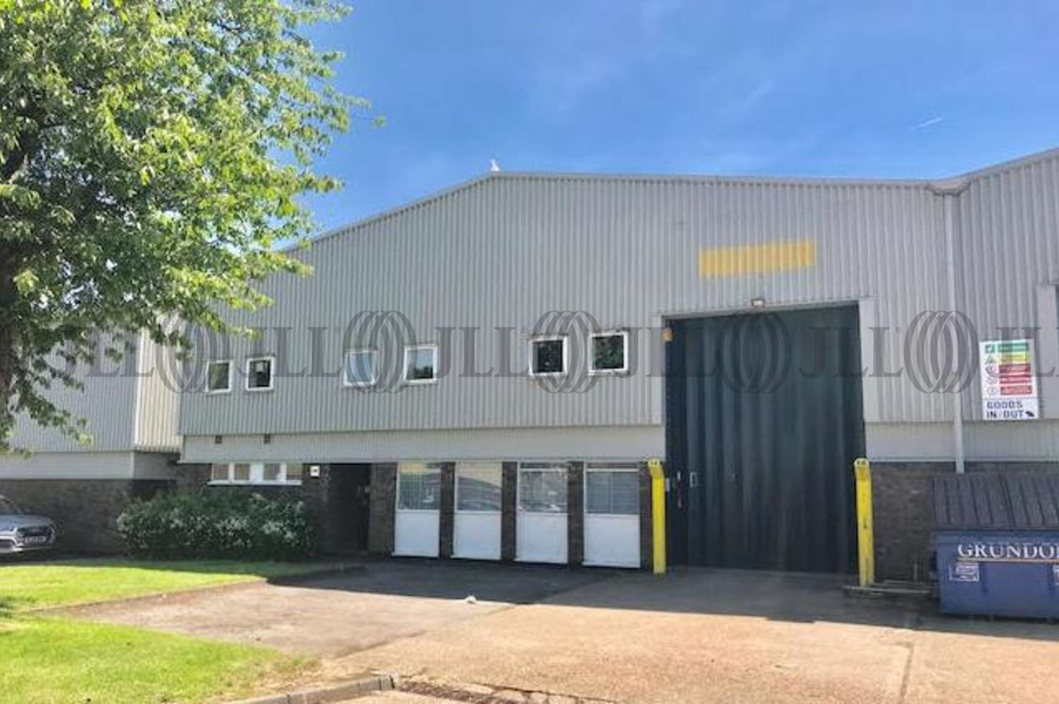 Industrial High wycombe, HP12 3TZ - Unit 14, M40 Industrial Centre - 14