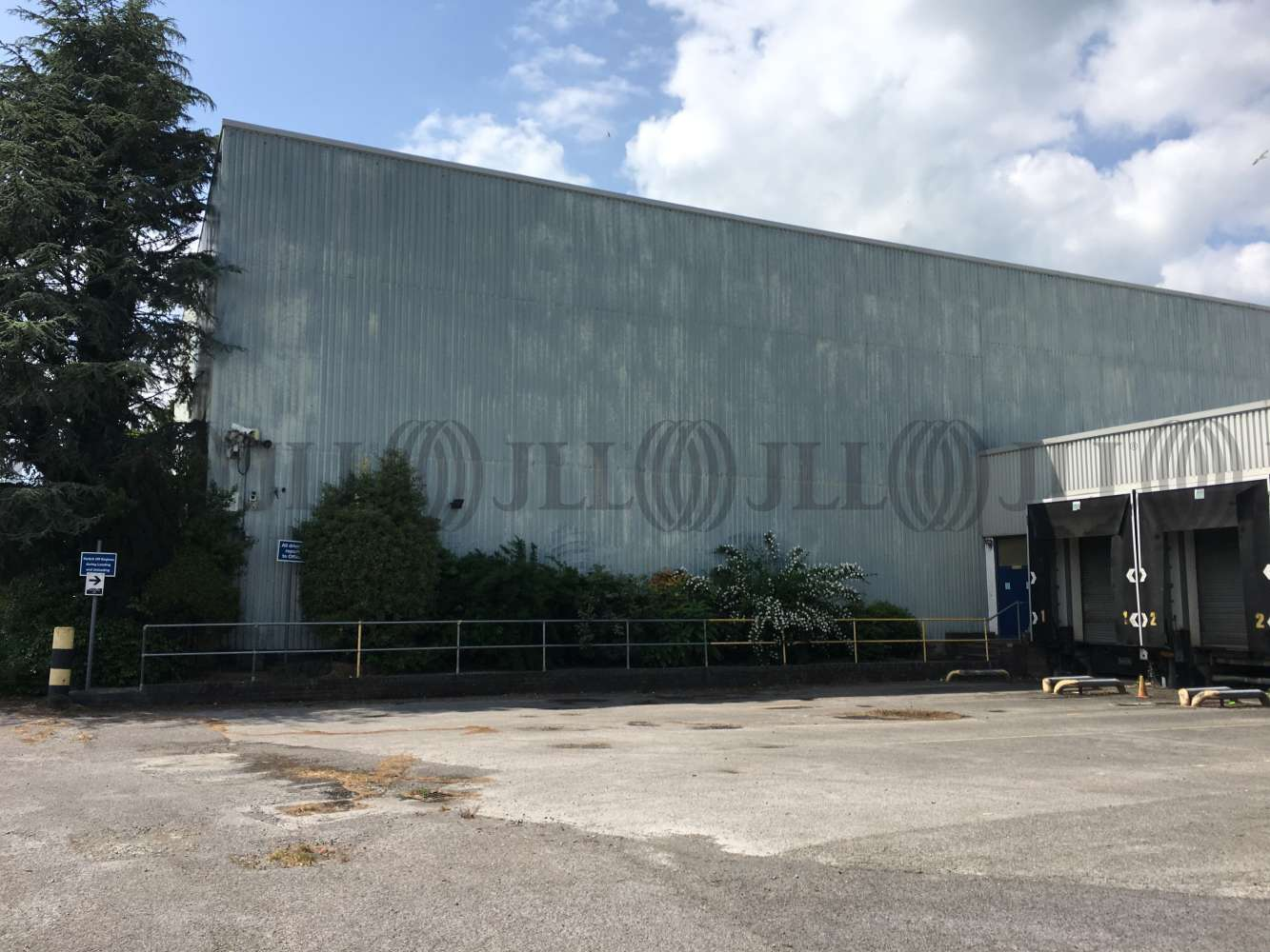 Industrial Pontyclun, CF72 8HL - Former Crabtree & Evelyn Site