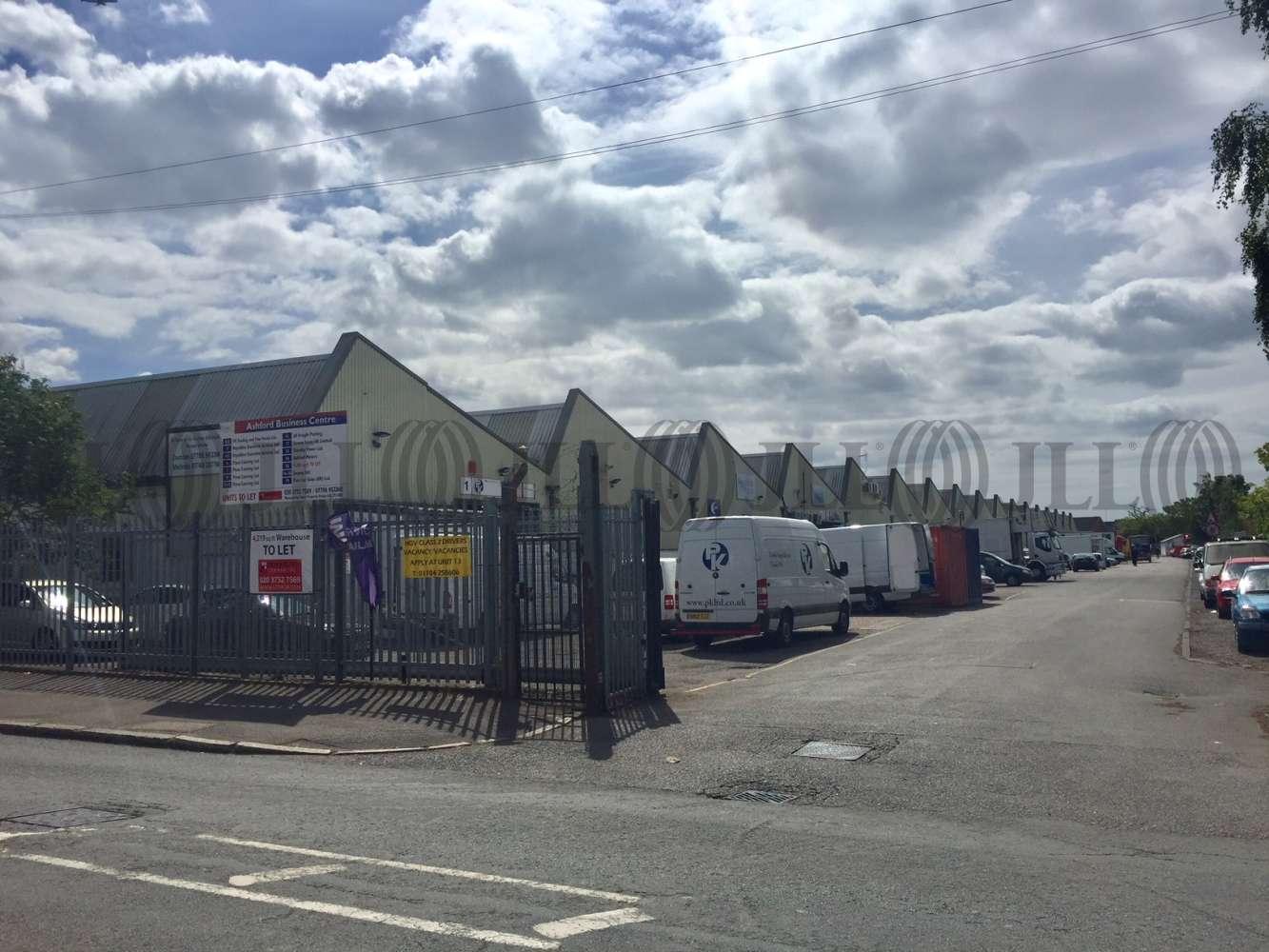Industrial Heathrow, TW15 1YQ - Unit 6 Ashford Business Centre - 68830