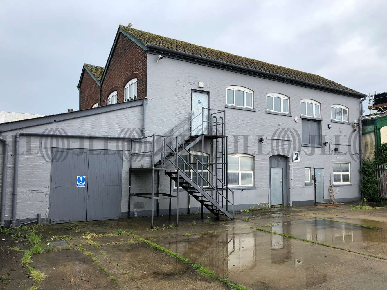 Industrial Southampton, SO14 5QH - Unit 2 Muira Industrial Estate - 1