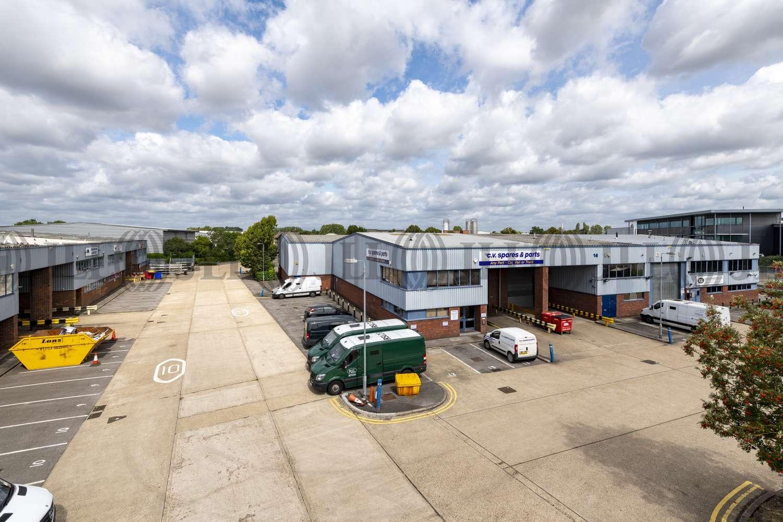 Industrial Colnbrook, SL3 0AX - Unit 8, Trident Industrial Estate - 011