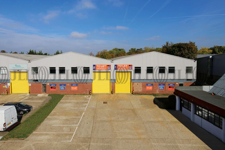 Industrial Heathrow, TW5 9QB - Unit 2 Aerodrome Way - 2