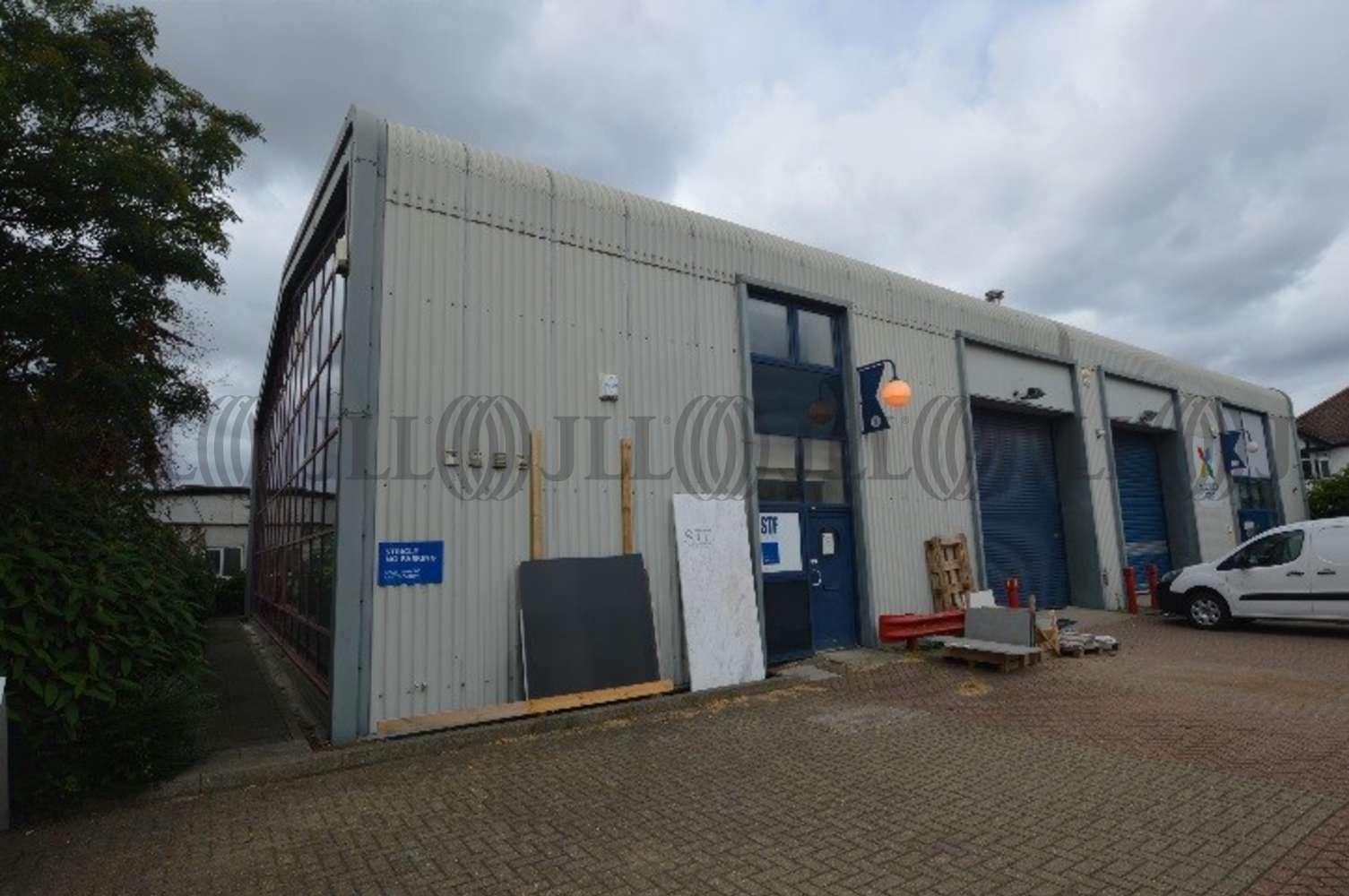 Industrial Mitcham, CR4 3TD - Unit 1 Boundary Business Court - 1