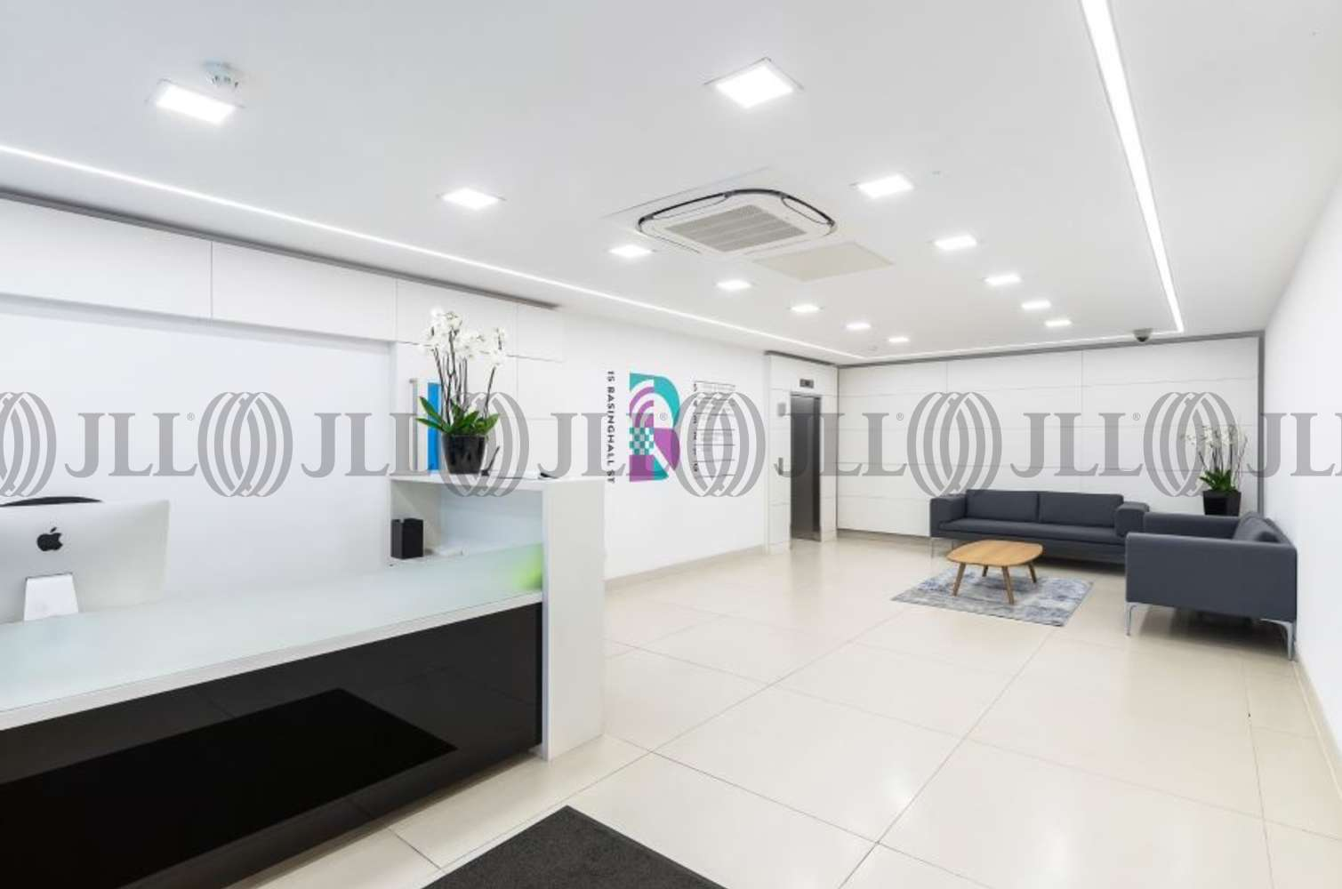 Office London, EC2V 5BR - 15-16 Basinghall Street - 86407