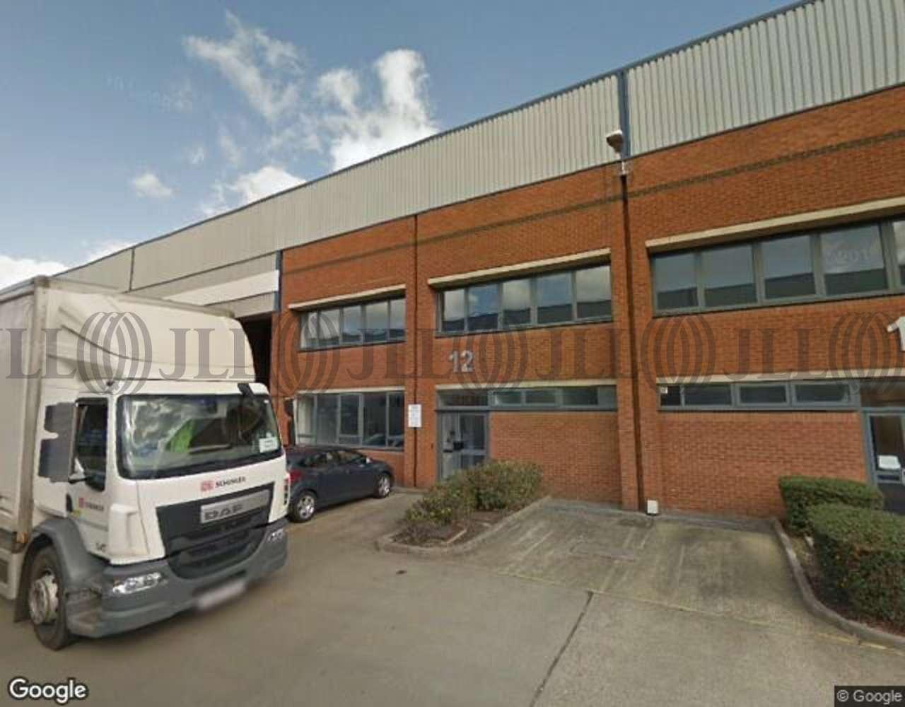 Industrial Stevenage, SG1 2BH - Unit 12 Gunnels Wood Park