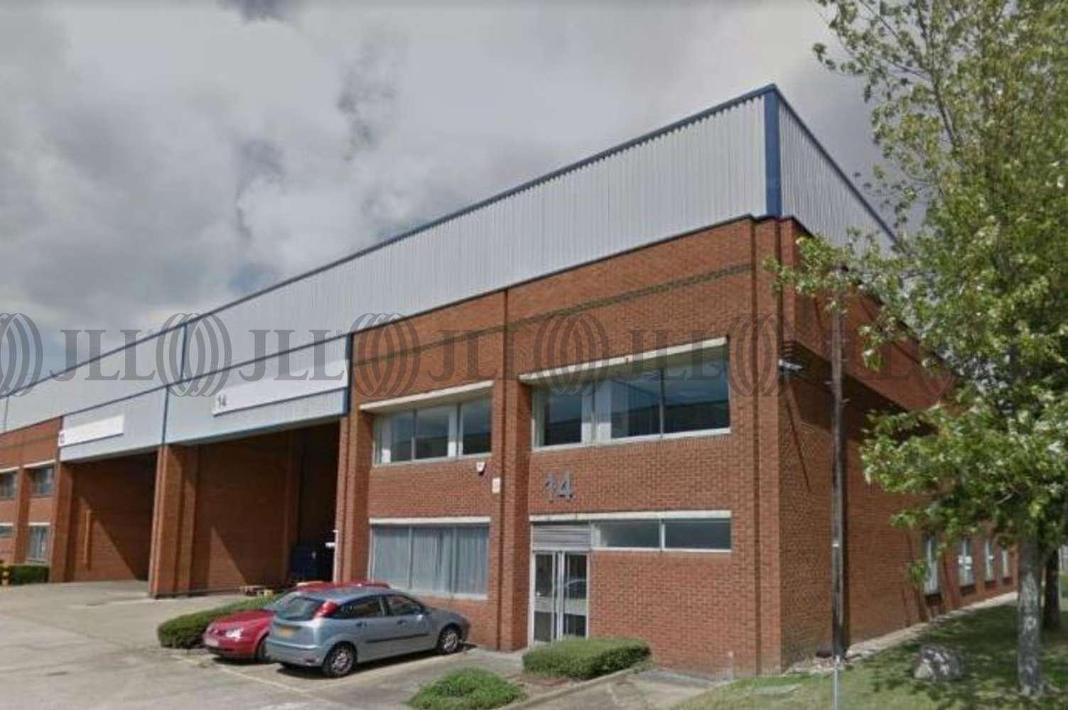 Industrial Stevenage, SG1 2BH - Unit 12 Gunnels Wood Park - 1