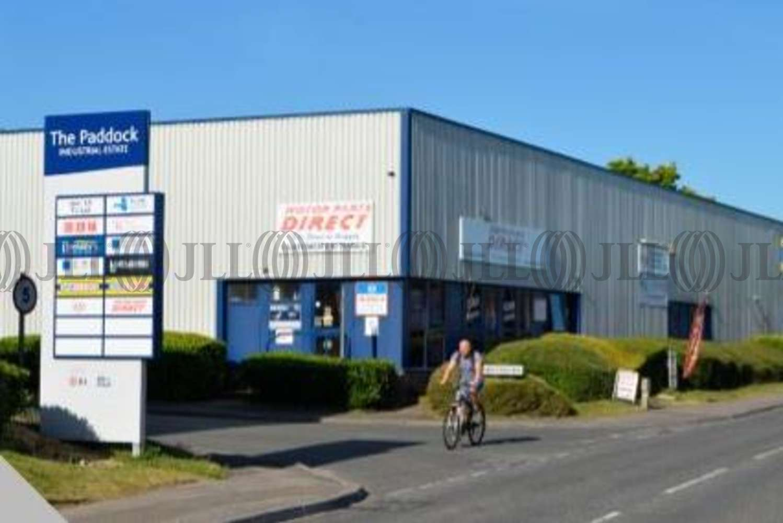 Industrial Newbury, RG14 5TQ - The Paddock Trading Estate