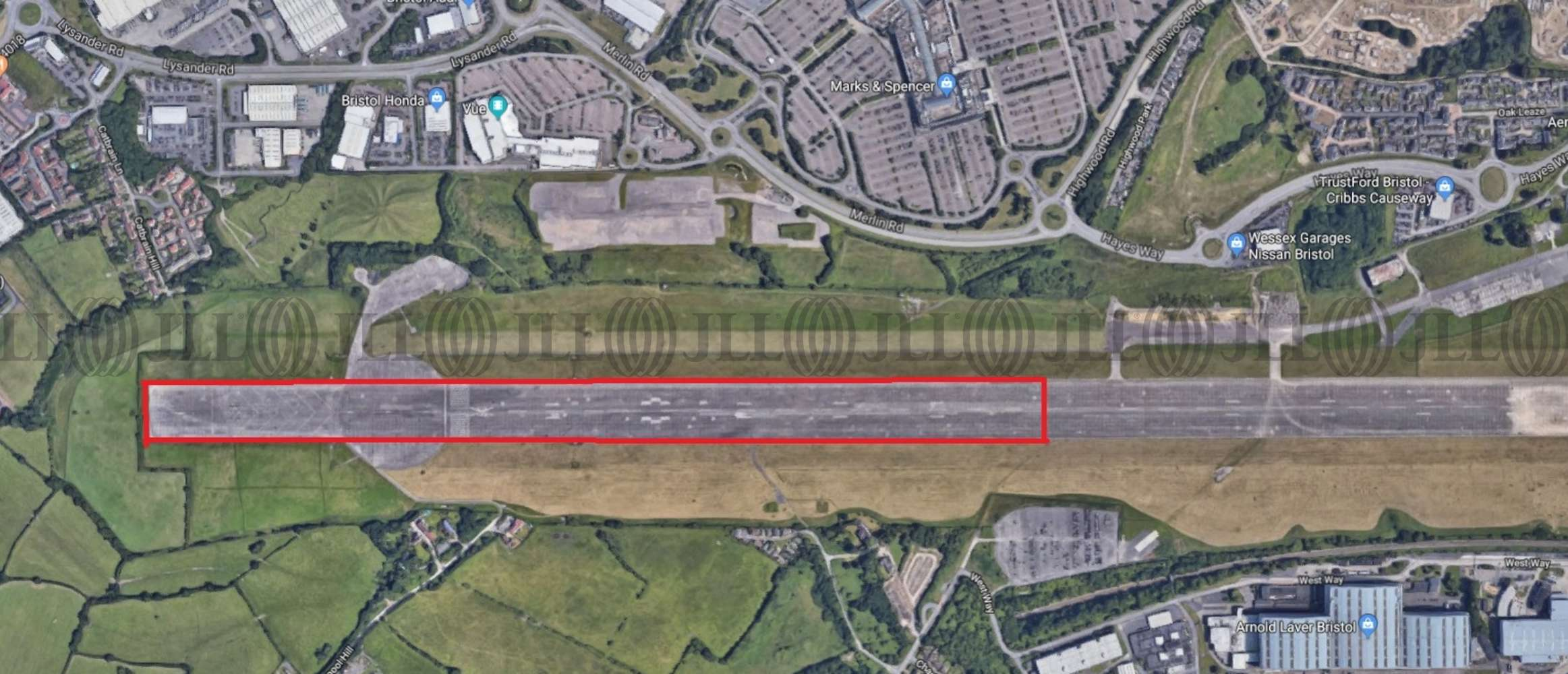 Industrial Bristol, BS34 7QD - Open Storage on Filton Airfield