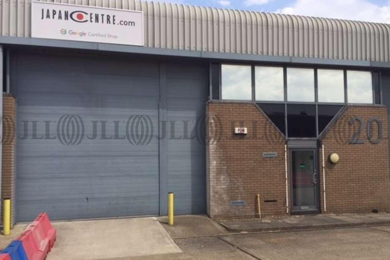 Industrial North acton, W3 6UU - Unit 20, Victoria Industrial Estate   - 20