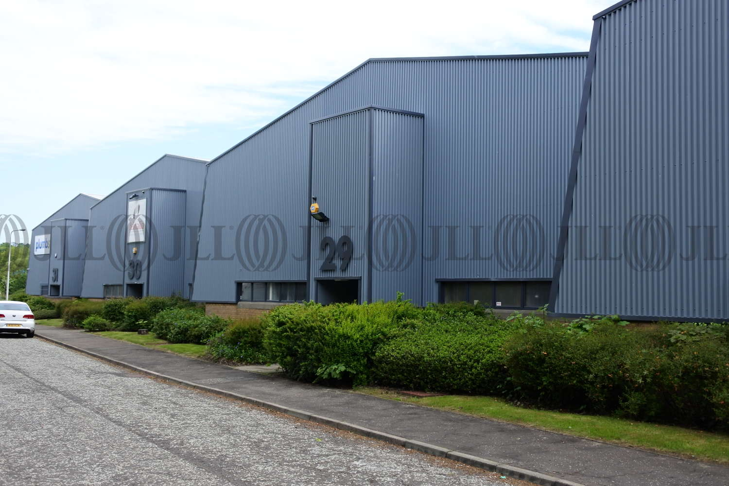 Industrial Inverkeithing, KY11 1HZ - Unit 29 Belleknowes Industrial Estate - 1473