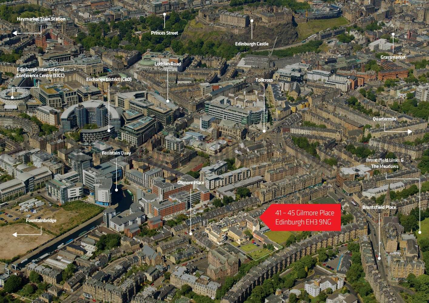 Land Edinburgh, EH3 9NG - St. Josephs House - 03429
