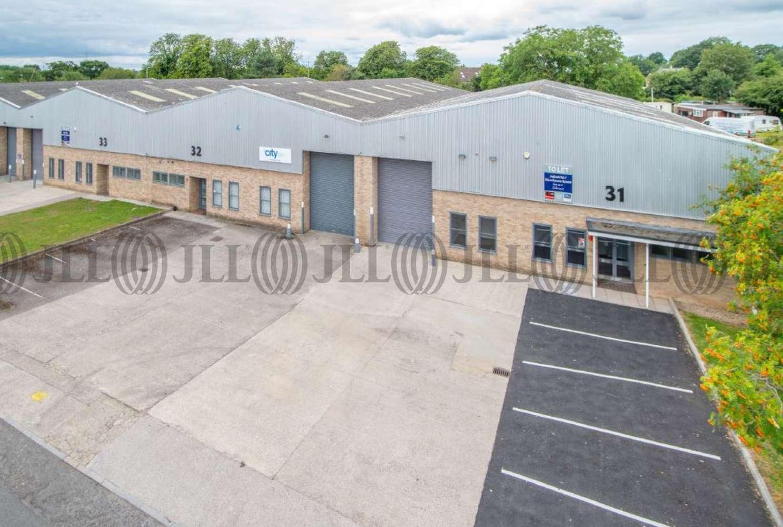 Industrial Bristol, BS37 5QX - Units 31 & 33 Beeches Industrial Estate - 1