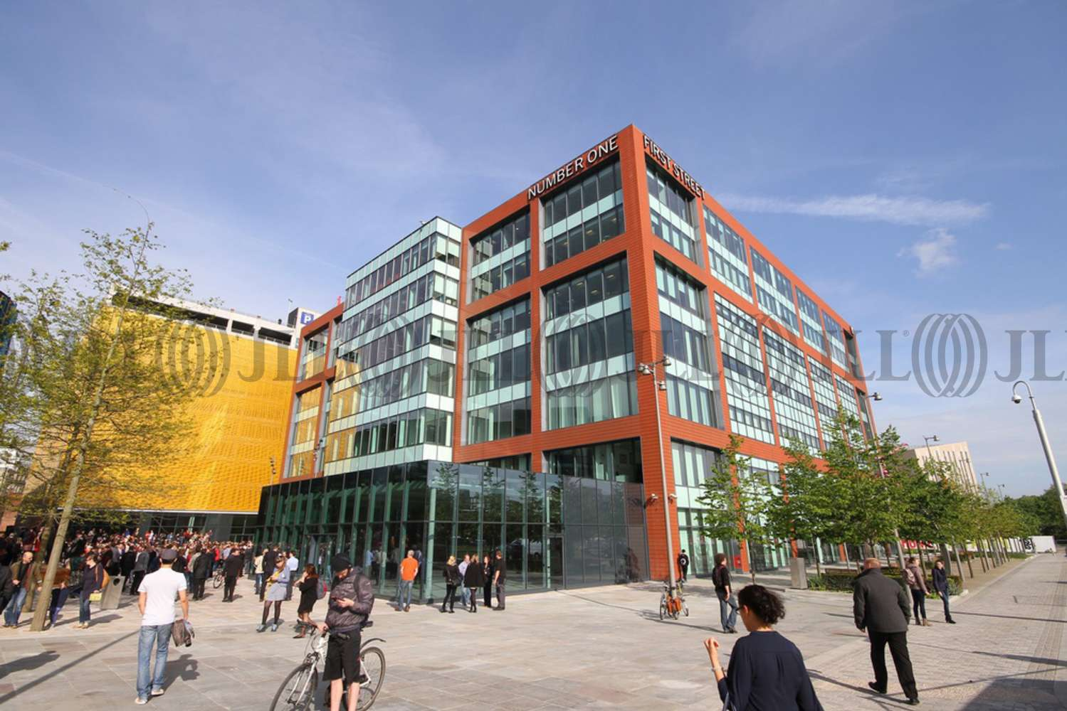 Office Manchester, M15 4FN - 1 Tony Wilson Place - 1
