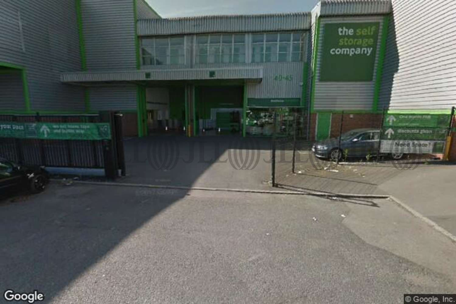Industrial Waltham abbey, EN9 1JD - Commercial storage and office space - 72204