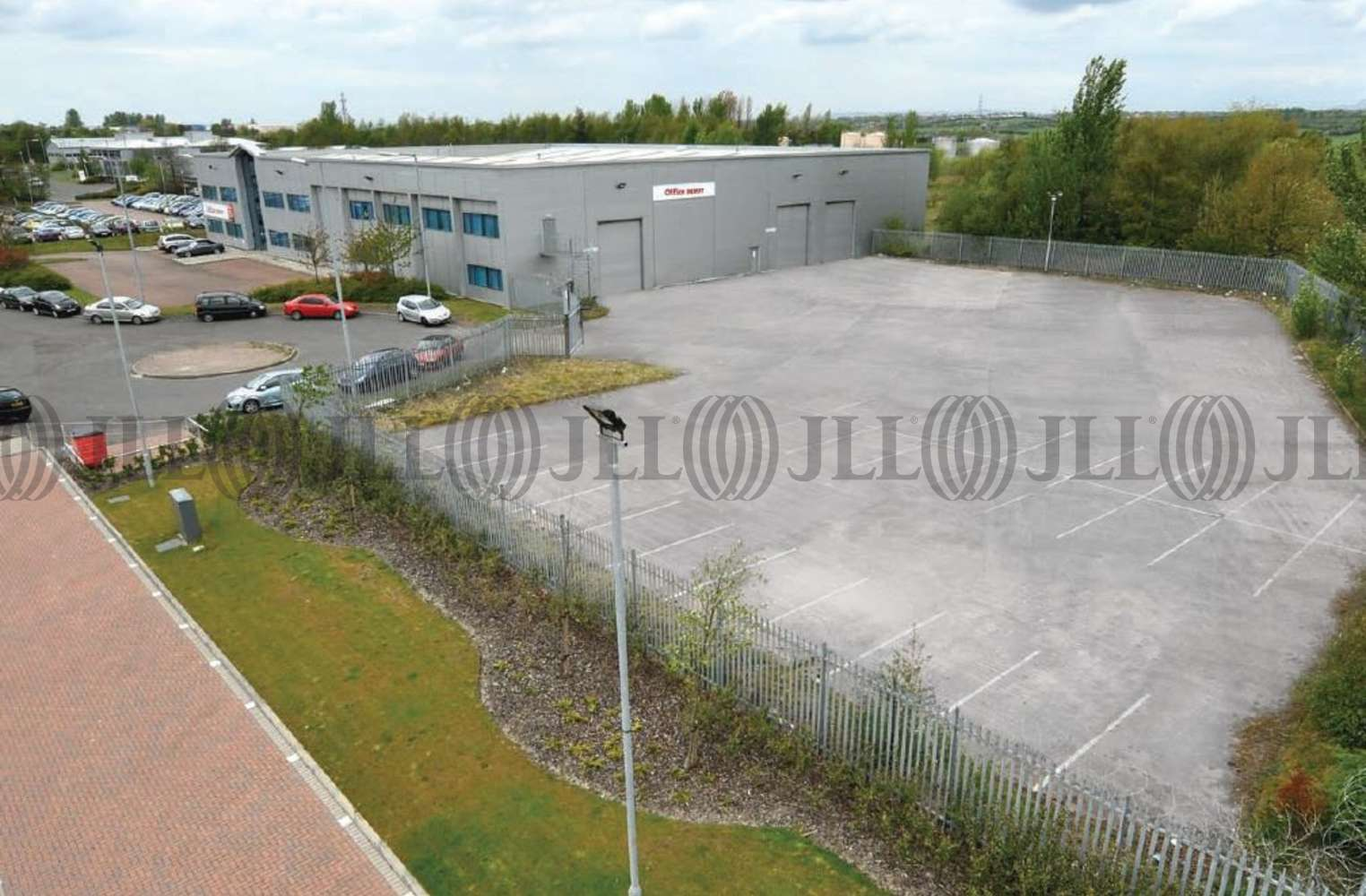 Industrial Glasgow, G71 5PG - Unit 2B, Forrest Gate