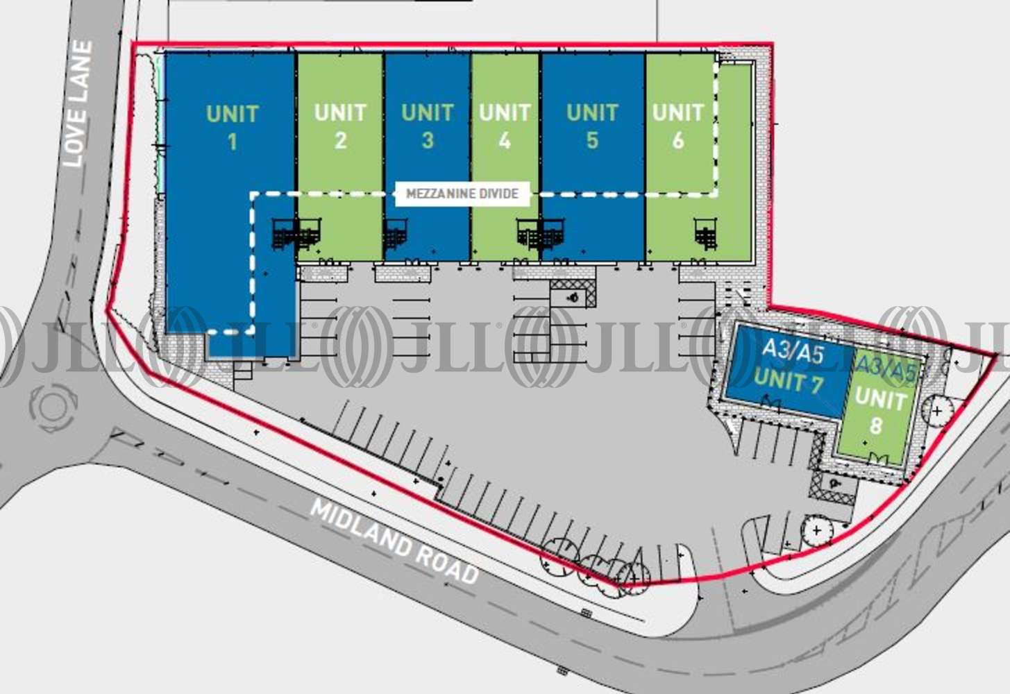 Industrial Cirencester, GL7 1XD - Unit 3 Cirencester Trade Park - 73902