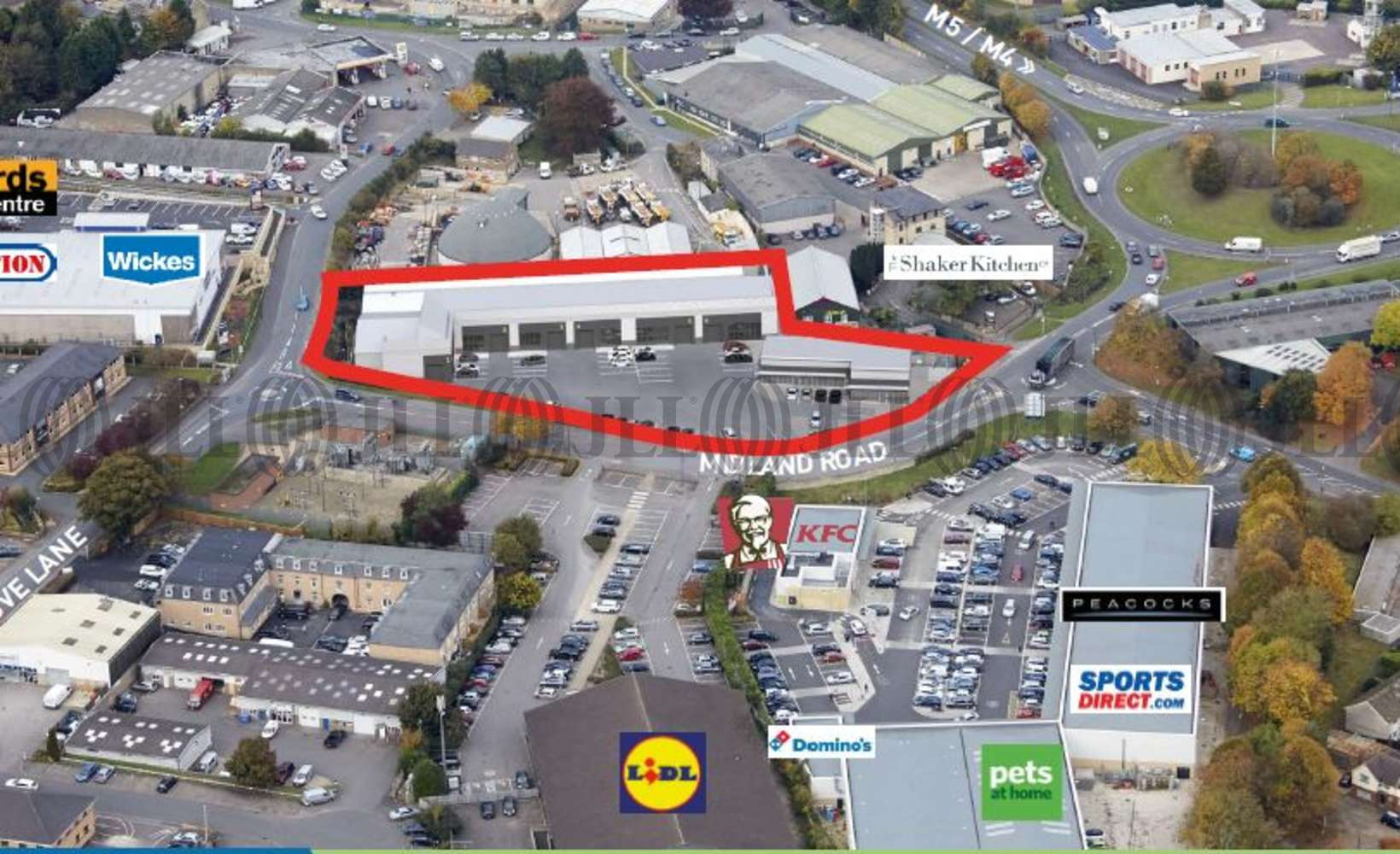 Industrial Cirencester, GL7 1YG - Unit 1 Cirencester Trade Park  - 73922