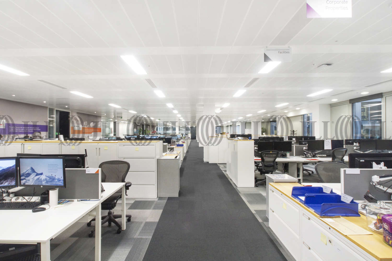 Office London, EC2Y 5AS - 125 London Wall - 08168