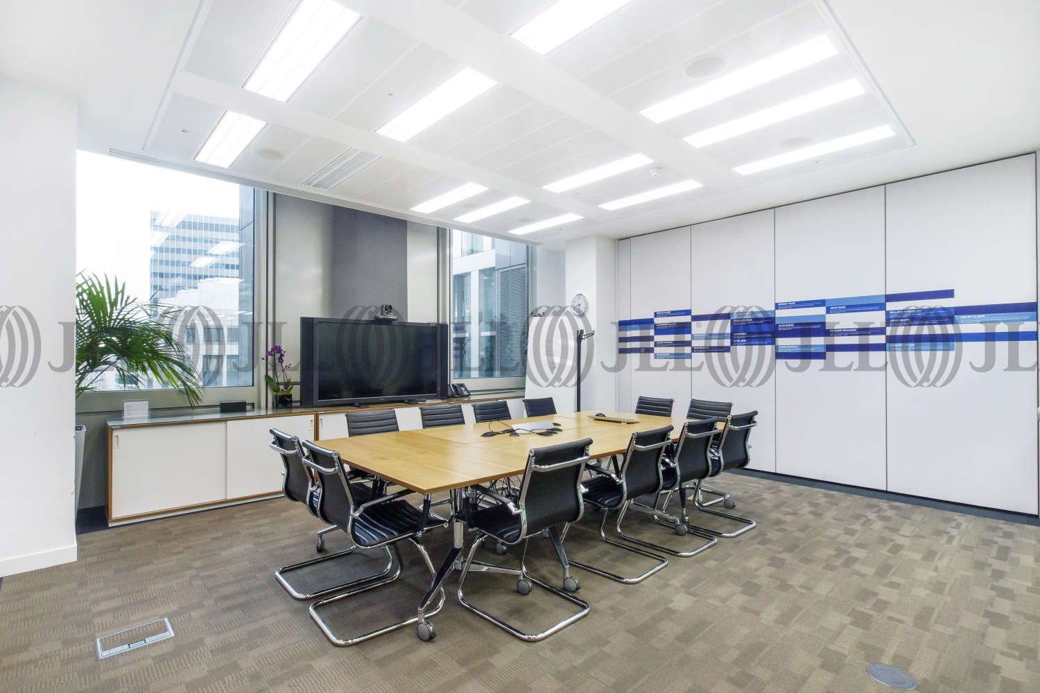 Office London, EC2Y 5AS - 125 London Wall - 08175