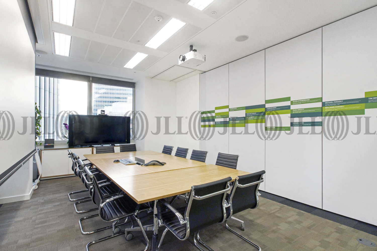 Office London, EC2Y 5AS - 125 London Wall - 08179
