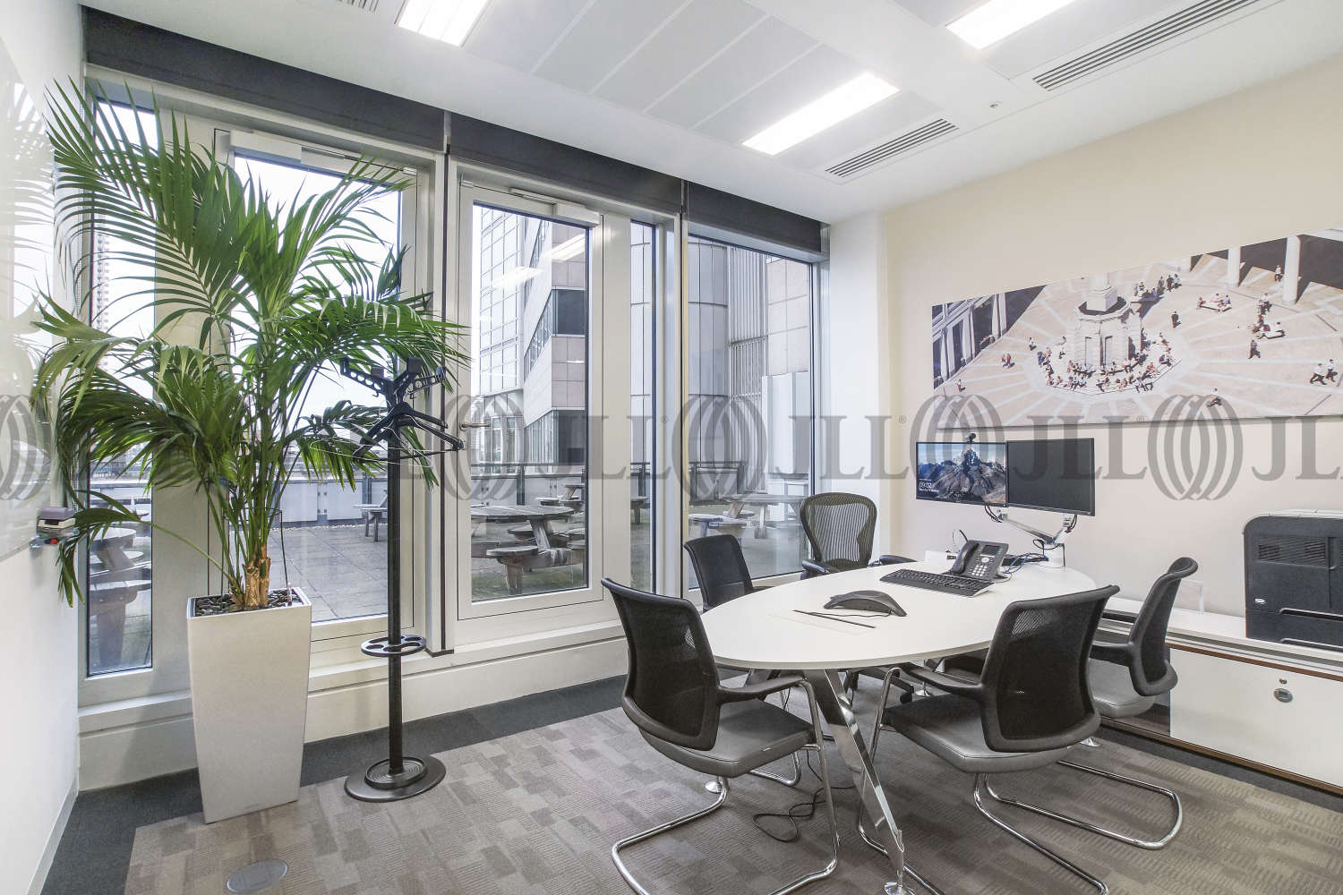 Office London, EC2Y 5AS - 125 London Wall - 08213