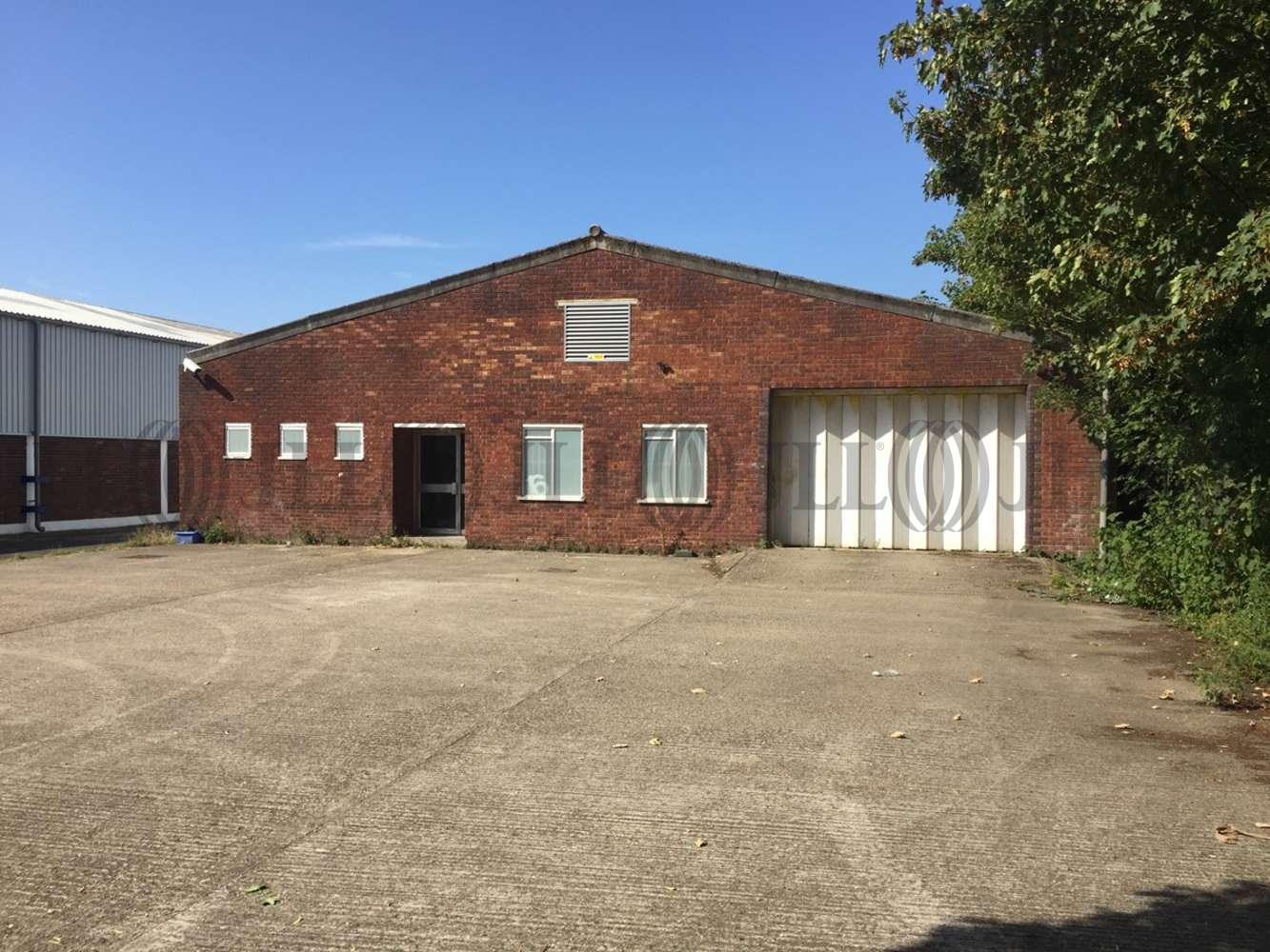 Industrial Ashford, surrey, TW15 1AU - Unit 16 Ashford Industrial Estate