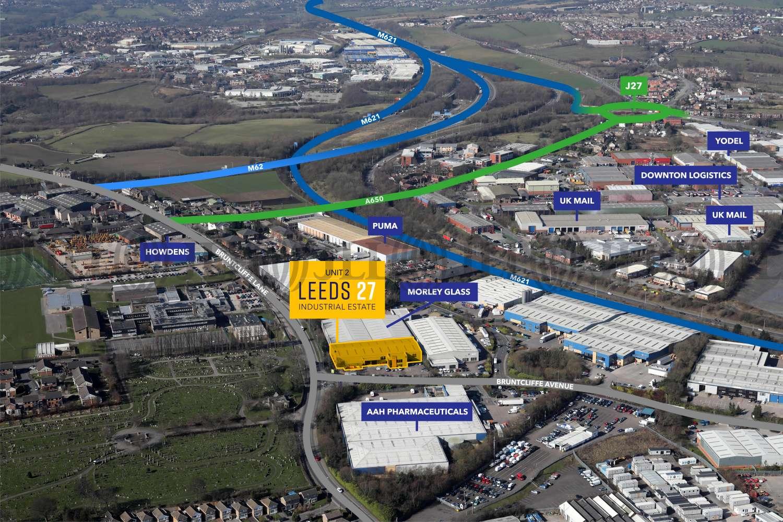 Industrial Morley, LS27 0SS - Unit 2, Leeds 27 Industrial Estate - 01