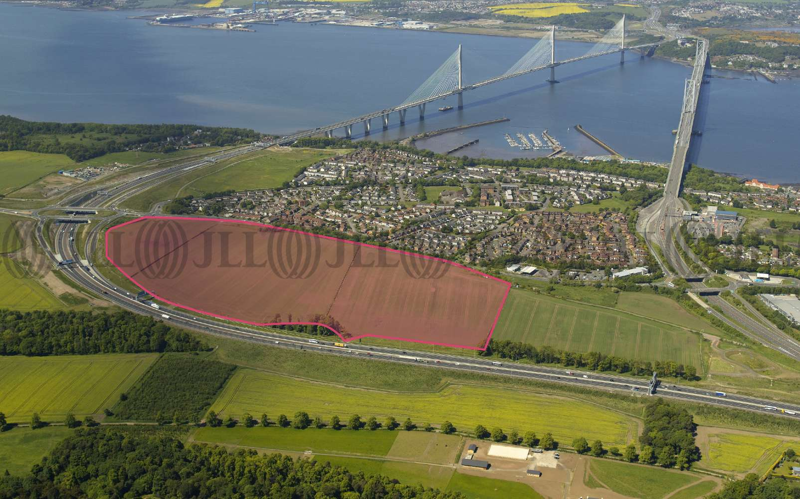 Land South queensferry, EH30 9YJ - Builyeon Road
