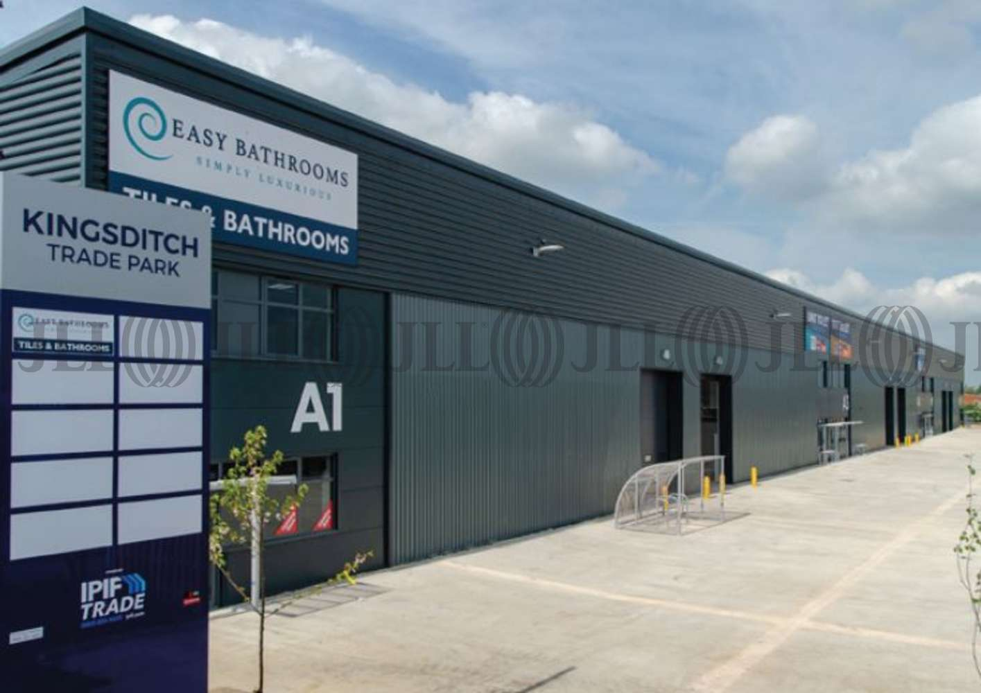 Industrial Cheltenham, GL51 9NX - Unit A4 Kingsditch Trade Park - 1
