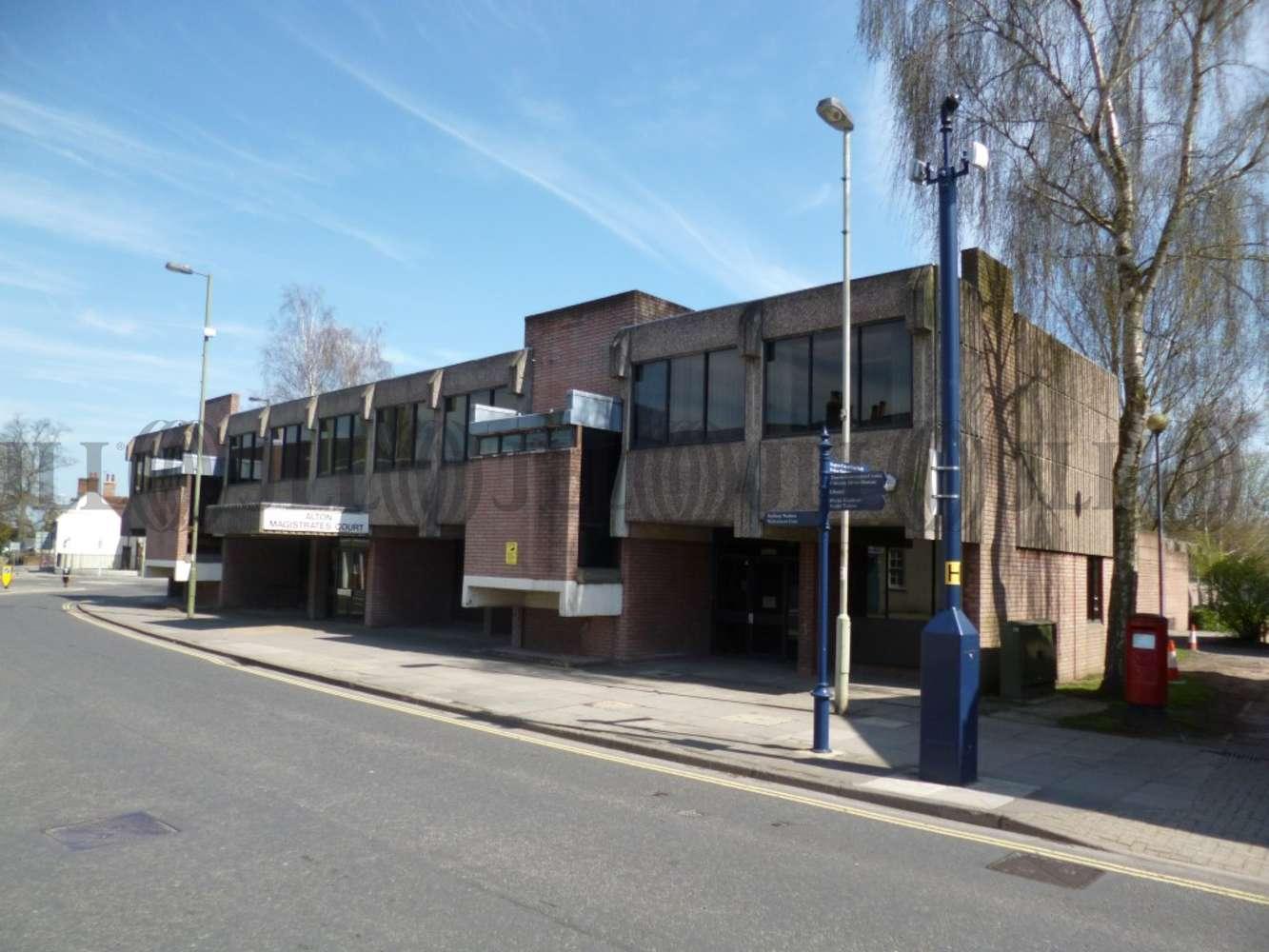 Land Alton, GU34 1DQ - Alton Magistrates Court and Police Station