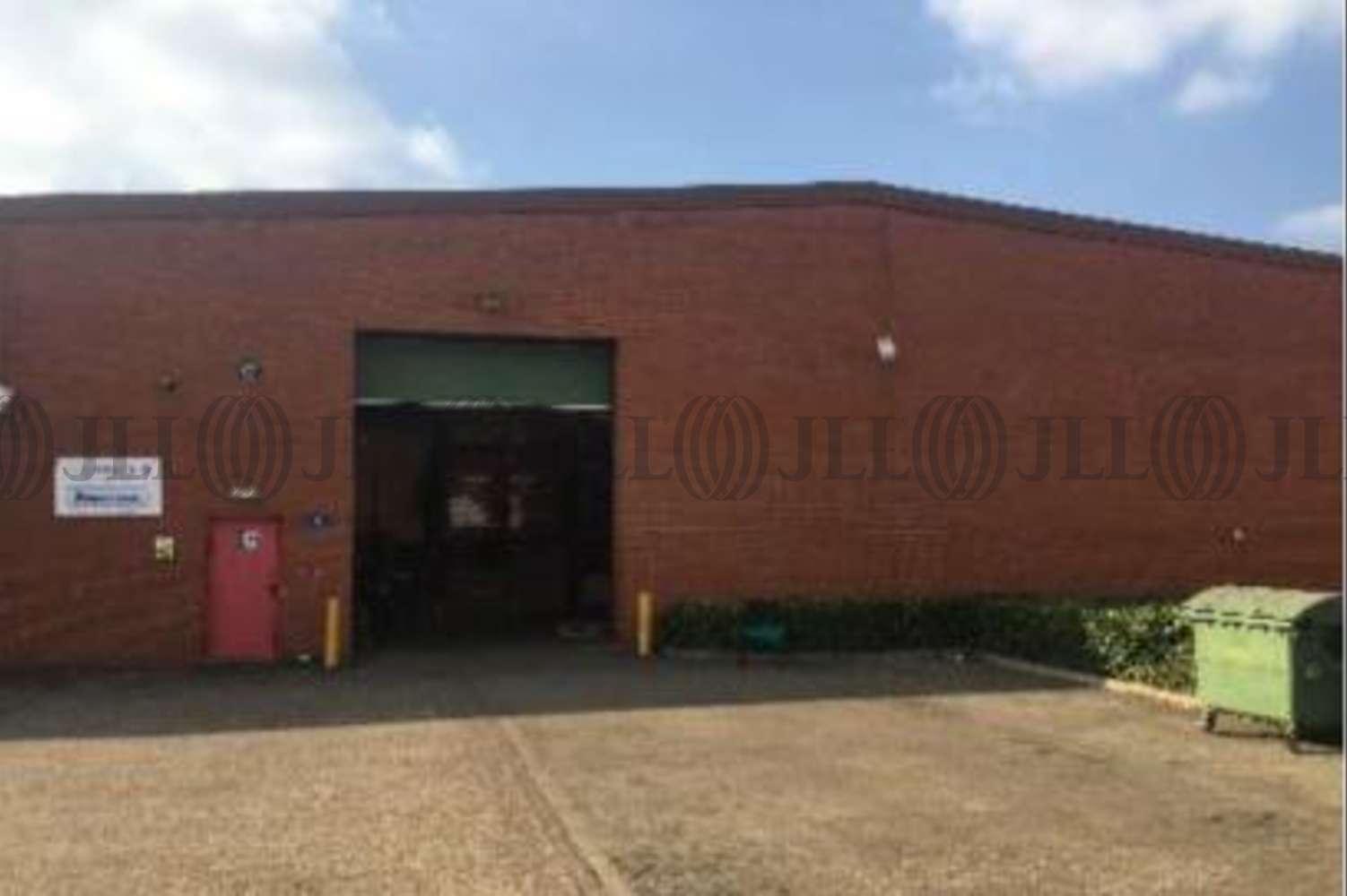 Industrial Milton keynes, MK8 0AB - Unit 4, Crownhill Business Centre