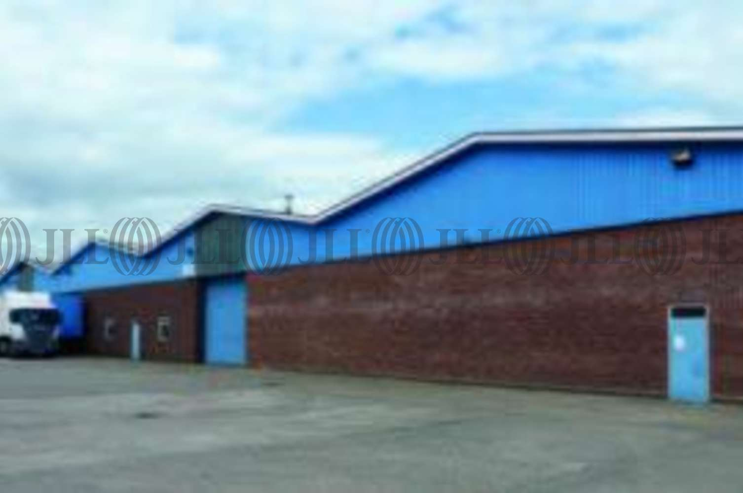 Industrial Wednesbury, WS10 7SF - Wednesbury 280